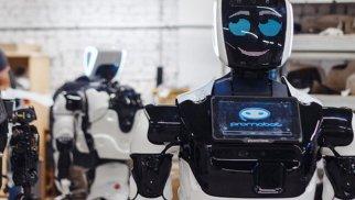 Российский робот Promobot будет обучать норвежских детей физике