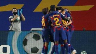 «Барселона» выдала худший старт в Примере за 18 лет