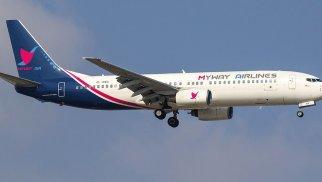 Китайско-грузинские инвесторы купили авиакомпанию Myway Airlines