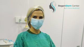 Kök hüceyrə ilə 10-15 yaş cavanlaşma proseduru -Dr.Sevinc Heydərova