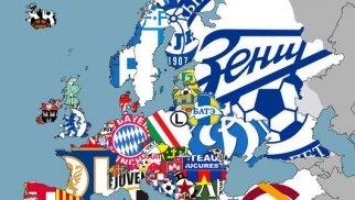 Son on ilin ən yaxşı Avropa klubları açıqlanıb