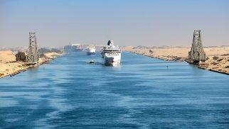 Блокировка Суэцкого канала может привести к дефициту важного товара