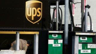 Квартальная выручка UPS подскочила