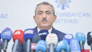 """Qorxmaz Hüseynov """"Azərsu"""" ASC-nin sədri vəzifəsindən azad edilib"""