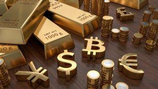 Золото подешевели во время азиатских торгов