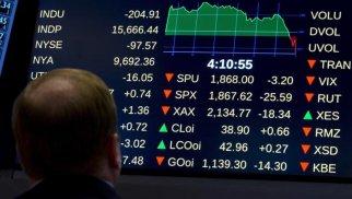 Американские фондовые индексы продемонстрировали разнонаправленные изменения
