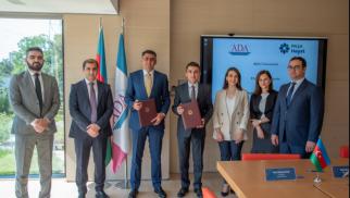 PAŞA Həyat və ADA Universiteti arasında Əməkdaşlıq memorandumu imzalanıb