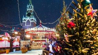 Yeni ili Moskvada Qarşıla
