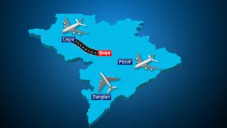 Qarabağda tikilən Hava limanlarının iqtisadi əhəmiyyəti -VİDEO