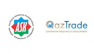 Sahibkarlar Konfederasiyası və QazTrade arasında əməkdaşlıq memorandumu