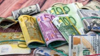Mərkəzi Bank rəsmi valyuta məzənnələrini AÇIQLAYIB