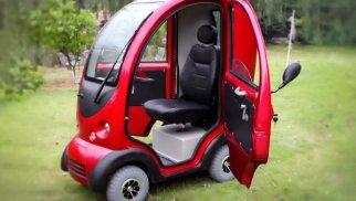 100 dollara elektromobil satılır