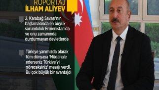"""İlham Əliyev """"Anadolu"""" Agentliyinə müsahibə verib"""