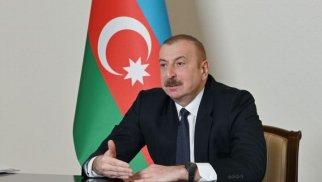 Azərbaycan Prezidenti İran maşınlarının qanunsuz Qarabağa getməsinə münasibət bildirdi