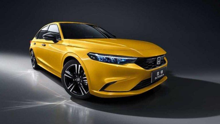 Yenidən canlandırılmış Honda modelinin ilk görüntüləri - FOTO